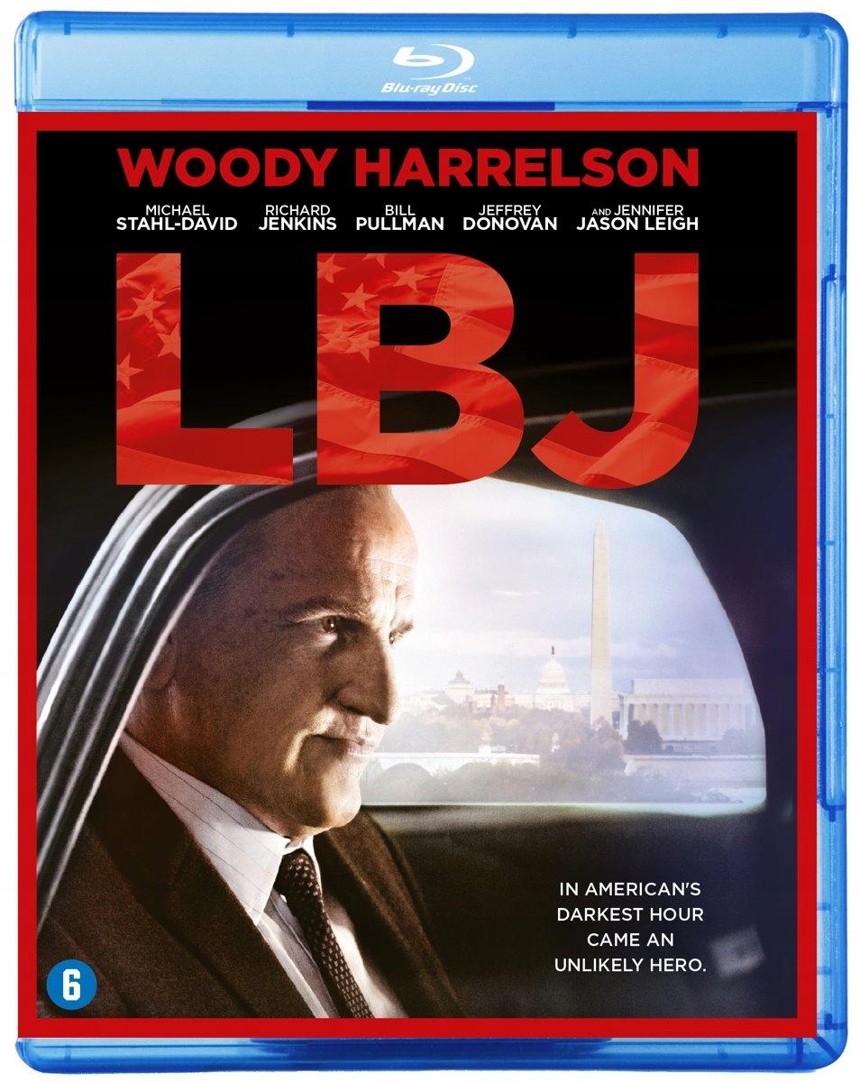 BLU-RAY Movie - Lbj Bilingual /Cast: Woody Harrels