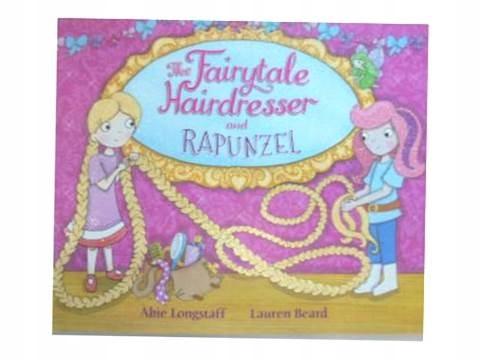 The fairytale hairdresser and Rapunzel -A.Longsta