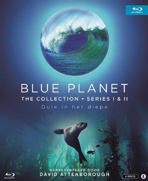 BLU-RAY Documentary/Bbc Earth - Blue Planet Box I