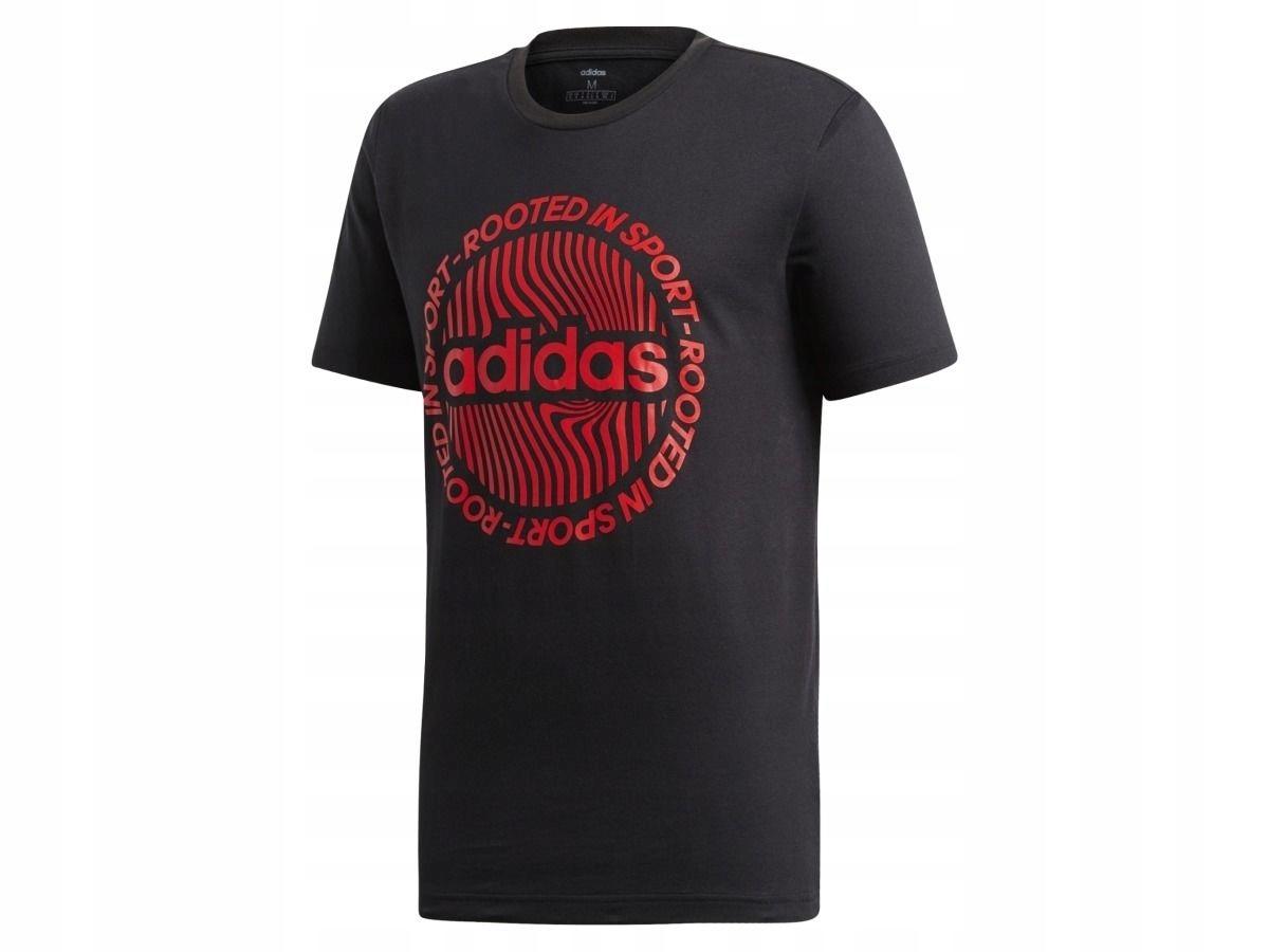 Koszulka męska ADIDAS M CRCLD GRFX T EI4610