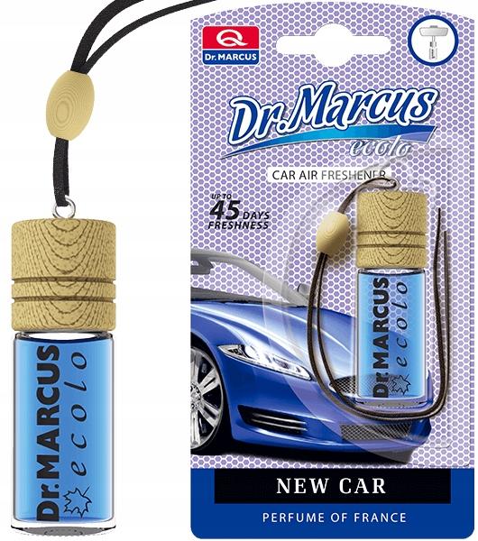 DR MARCUS ZAPACH SAMOCHODOWY ECOLO NEW CAR