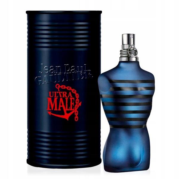 Perfumy Męskie Ultra Male Jean Paul Gaultier EDT 1