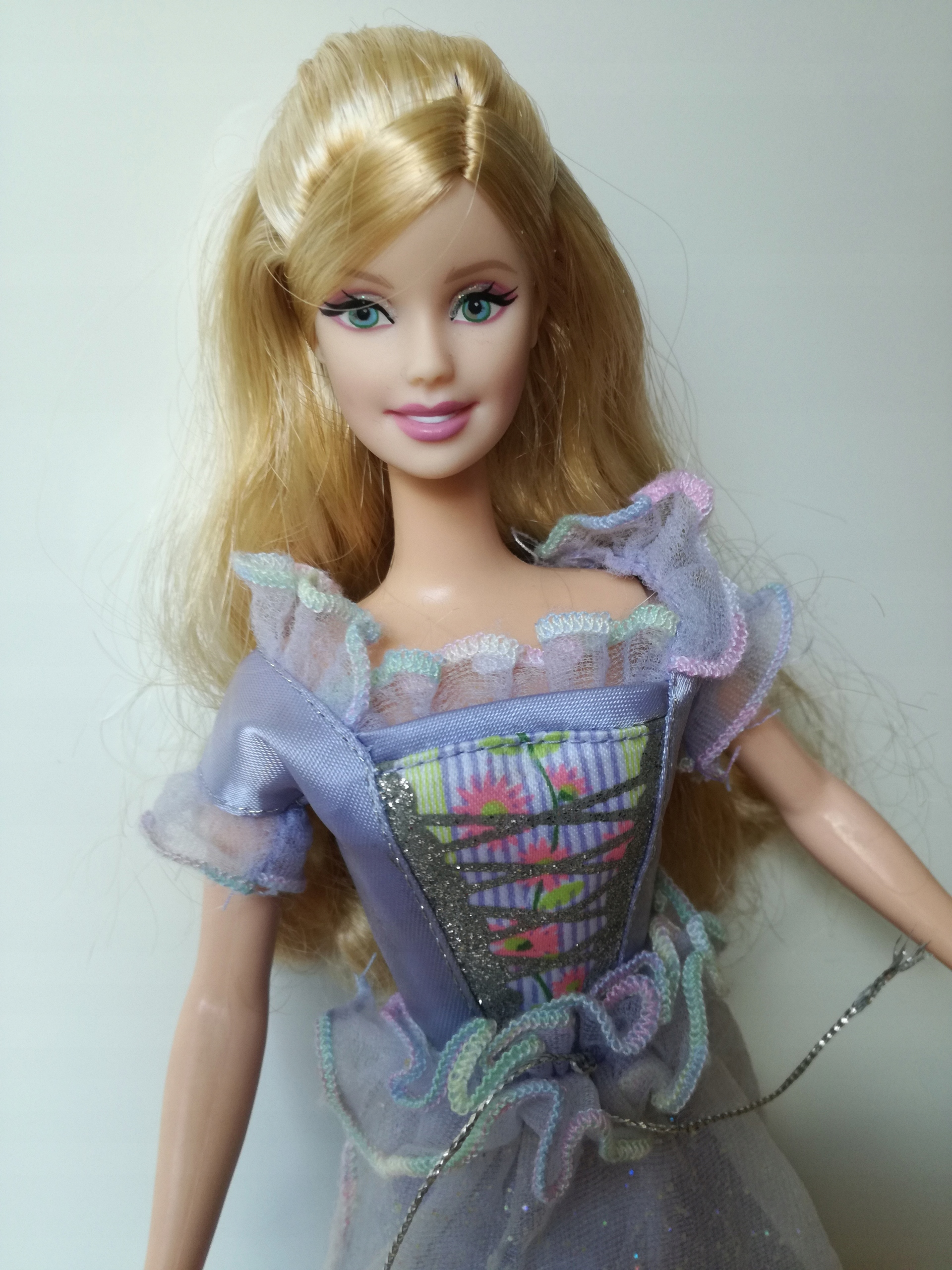 Barbie lalka księżniczka Mattel