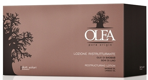 OLEA BAOBAB OIL LOTION W AMPUŁKACH 12x12ML