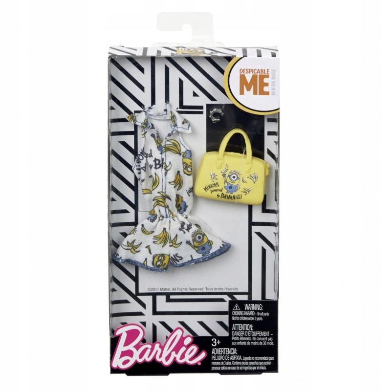 Ubranko dla Barbie Modne kreacje FKR75 GXP-685319