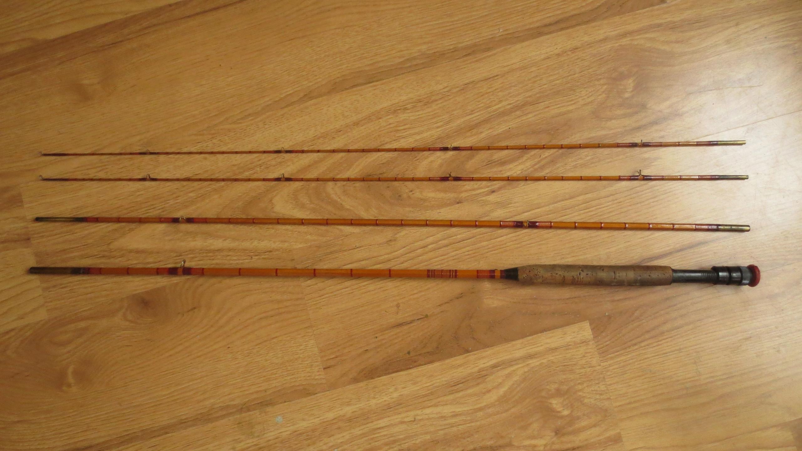 Wędka bambus v.1 (długość ok.2.50-2.80)