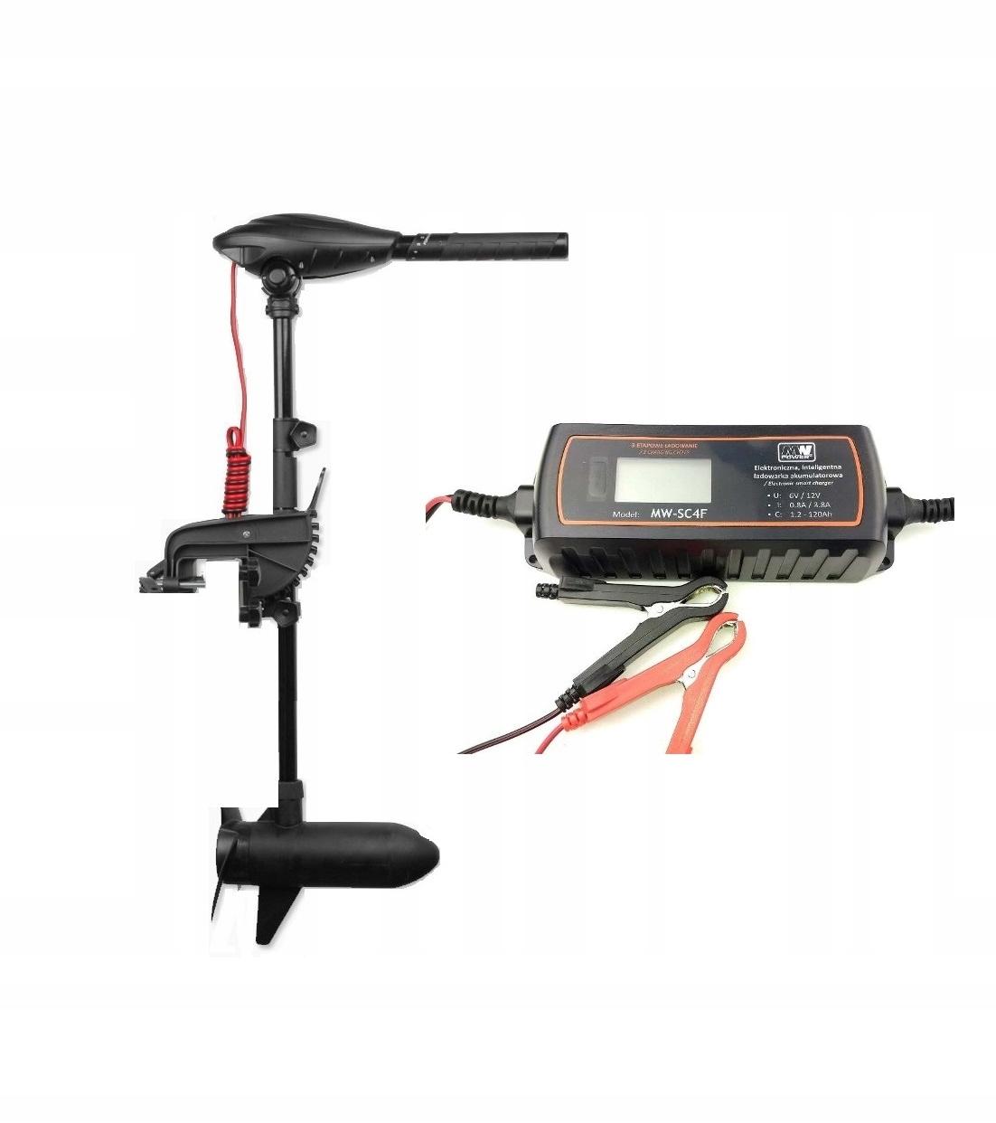 Silnik Elektryczny Haswing Osapian 55 + ładowarka