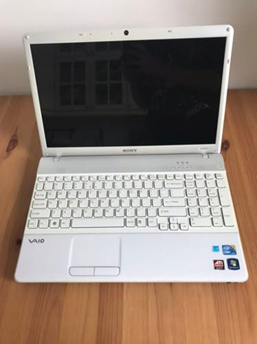 Laptop Sony Vaio PCG-71211M BIAŁY! Okazja!!!