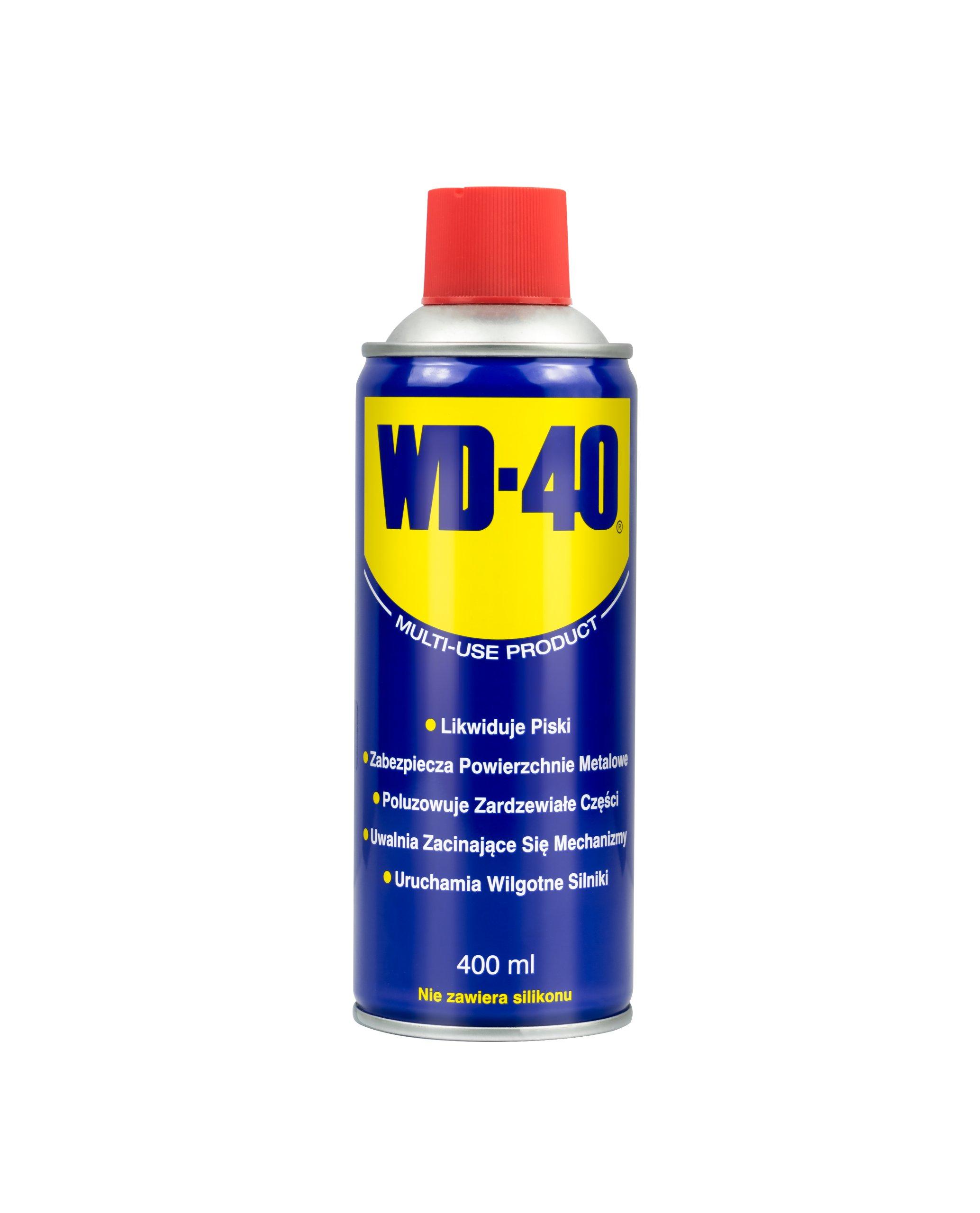 WD-40 400 ml odrdzewiacz penetrator SKLEP