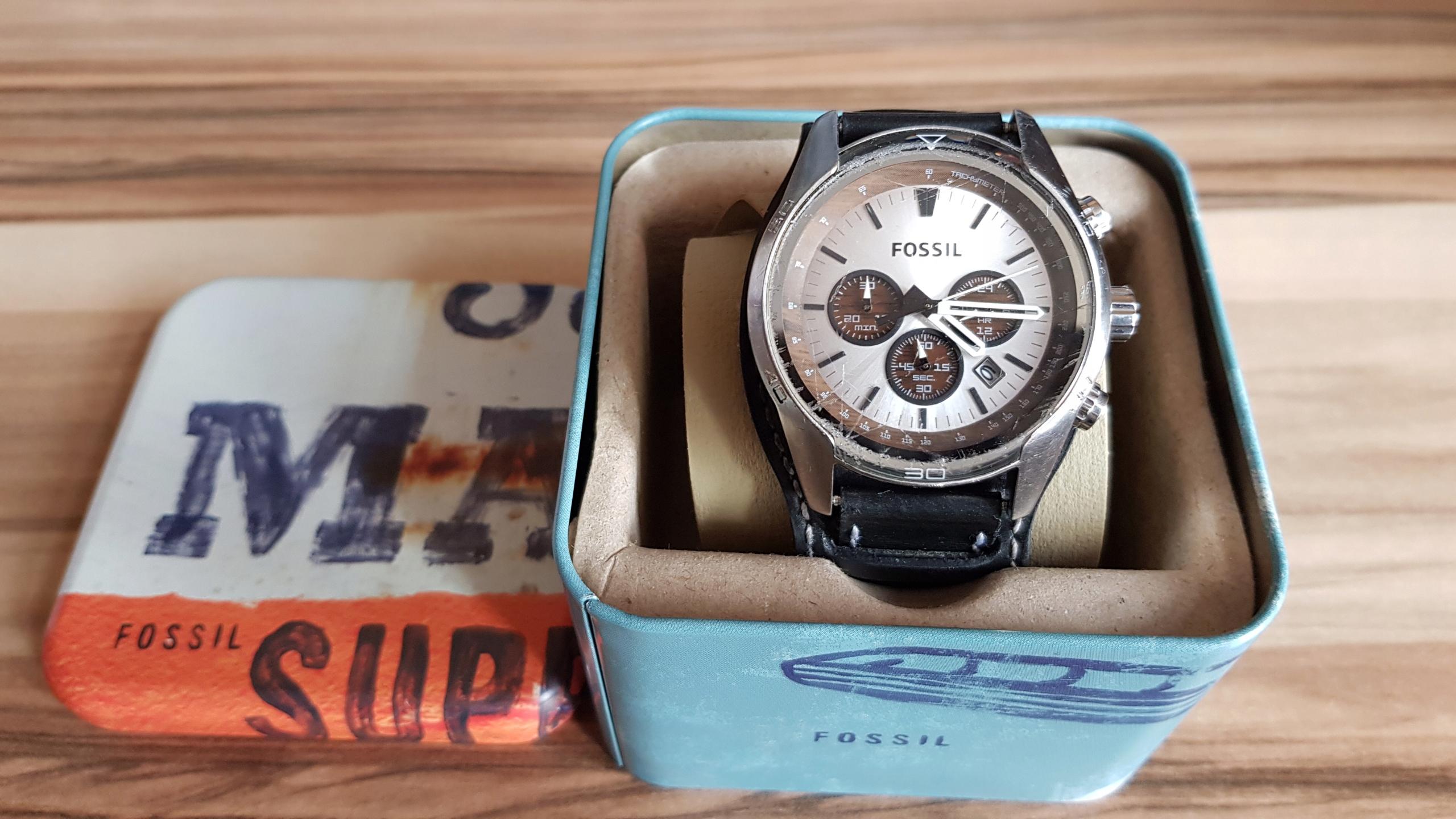 Zegarek FOSSIL CH2526