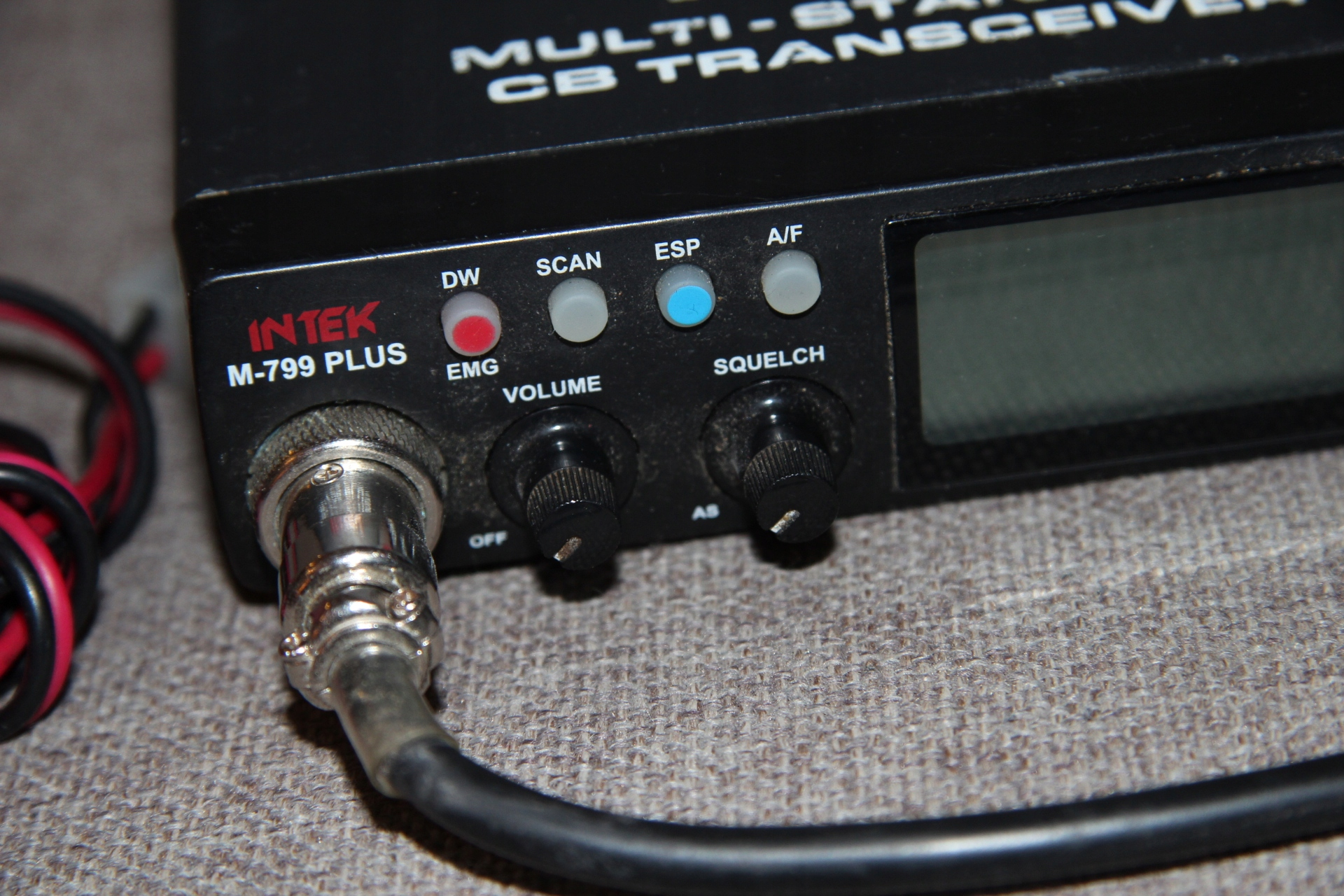CB RADIO INTEK M-799 PLUS