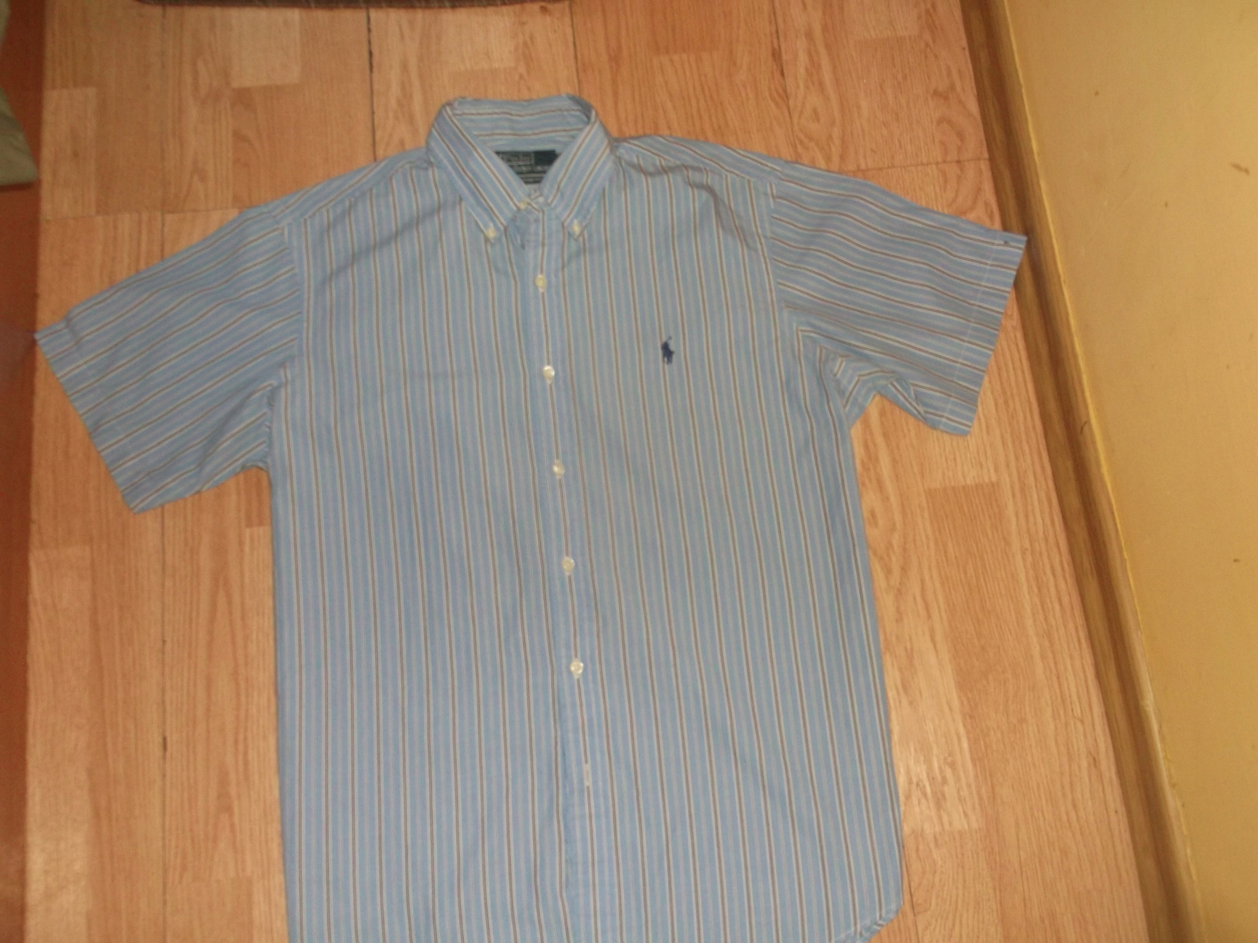 POLO BY RALPH LAUREN męska koszula w paski L/XL