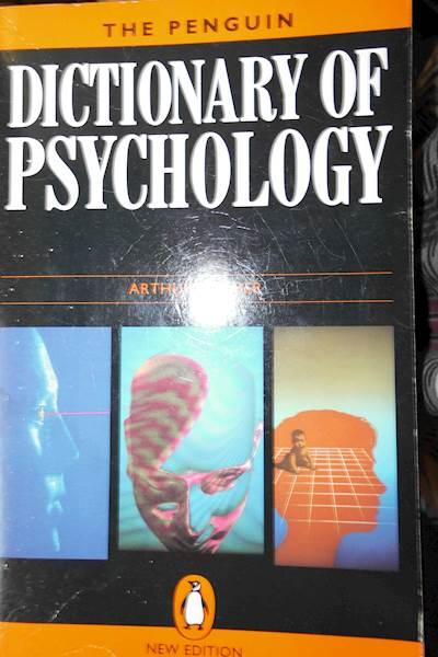 Słownik psychologii - Arthur S. Reber