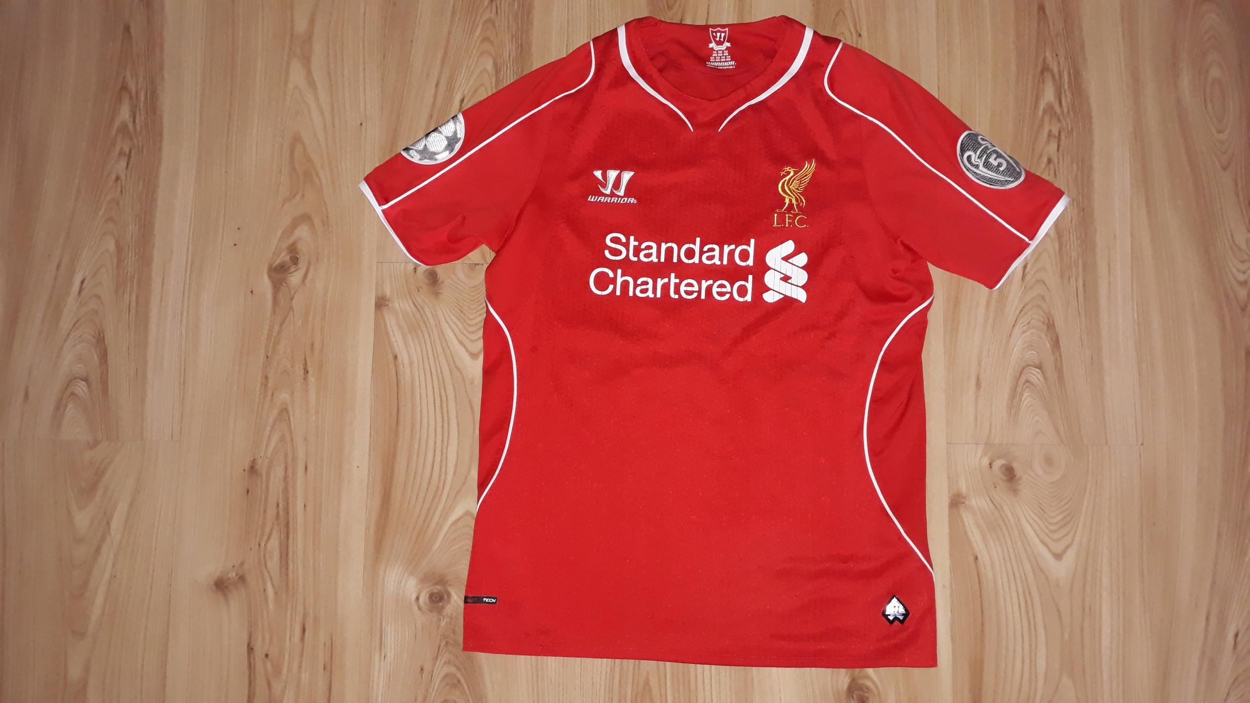 Koszulka FC Liverpool Warrior S/M David Lallana 20