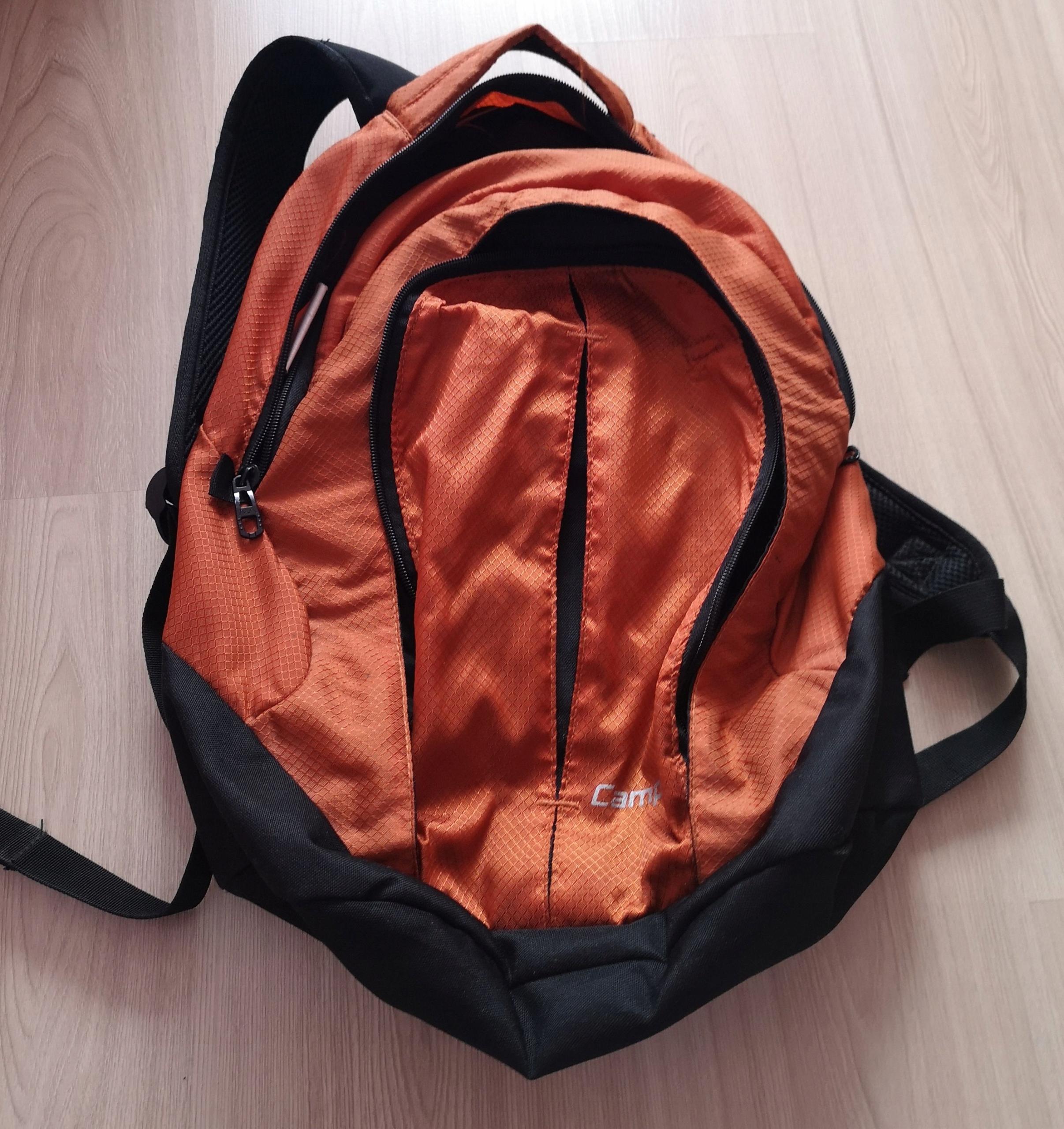 PLECAK Campus KOOL 20 L pomarańczowy POMARAŃCZ