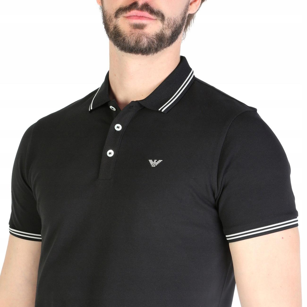 Koszulka Polo Emporio Armani - 8N1F2B XL