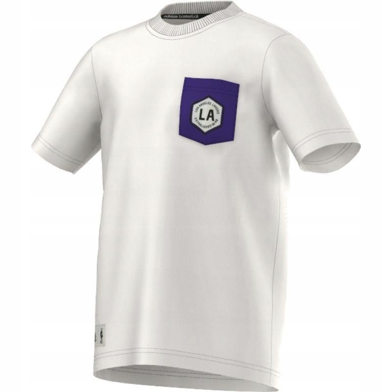 Koszulka adidas WSHD TEE II Los Angeles 176 CM