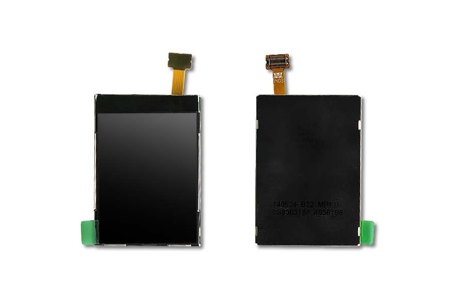 NOKIA 6300 5310 6500cl E51 6120 WYŚWIETLACZ LCD