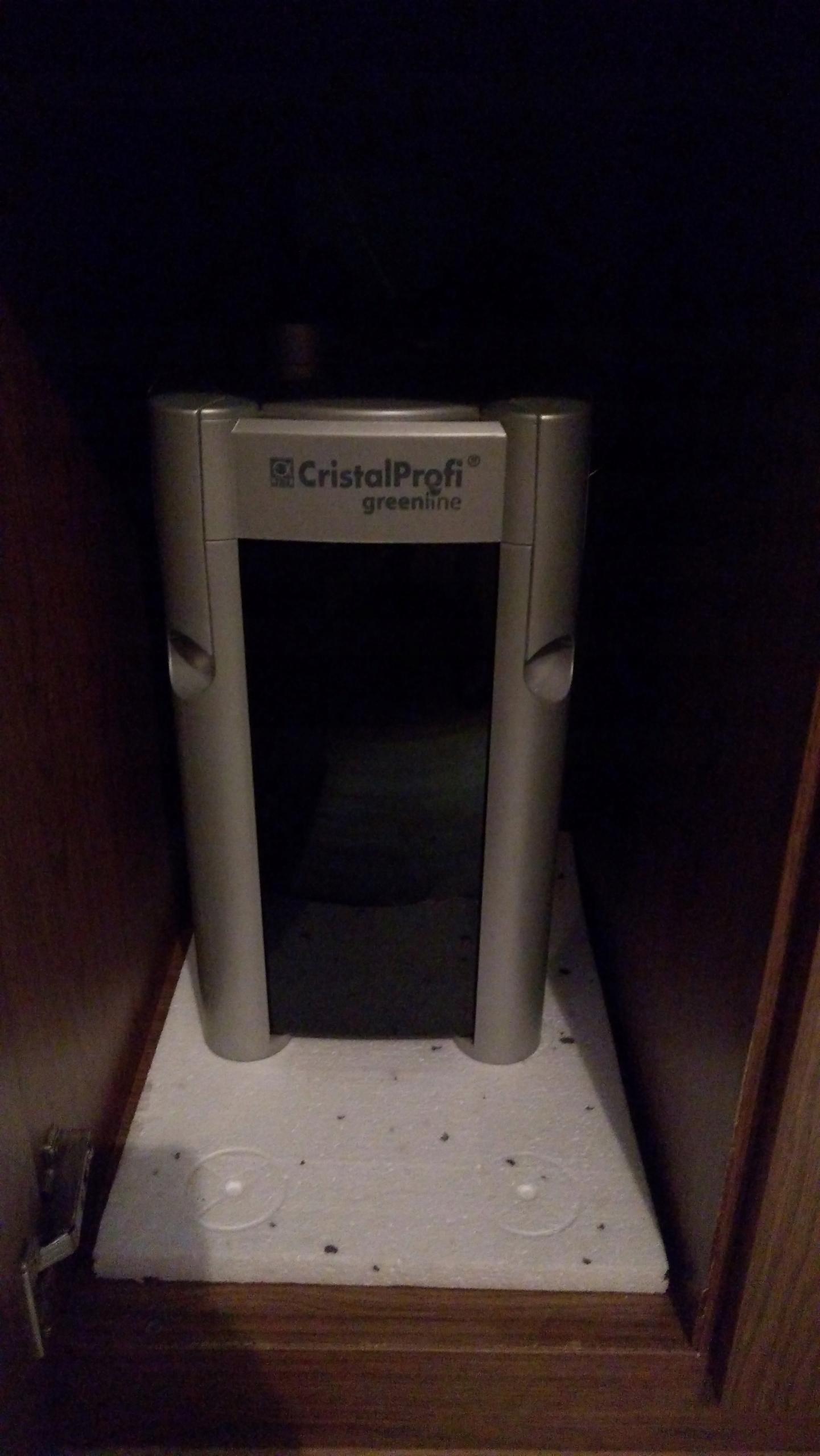 FILTR JBL CRISTALPROFI E1501 GREENLINE