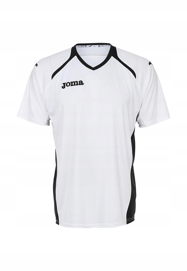 JOMA koszulka CHAMPION II biało-czarna XL