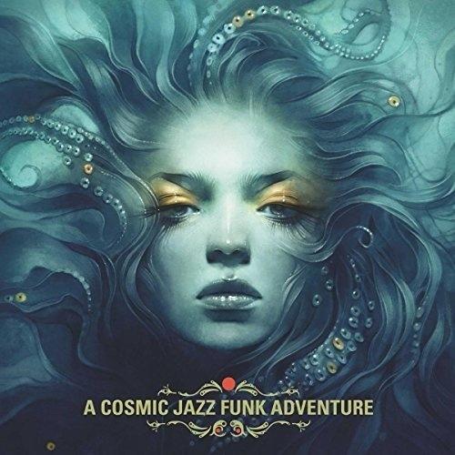CD Detroit Rising - A Cosmic Jazz Funk.. .. Advent
