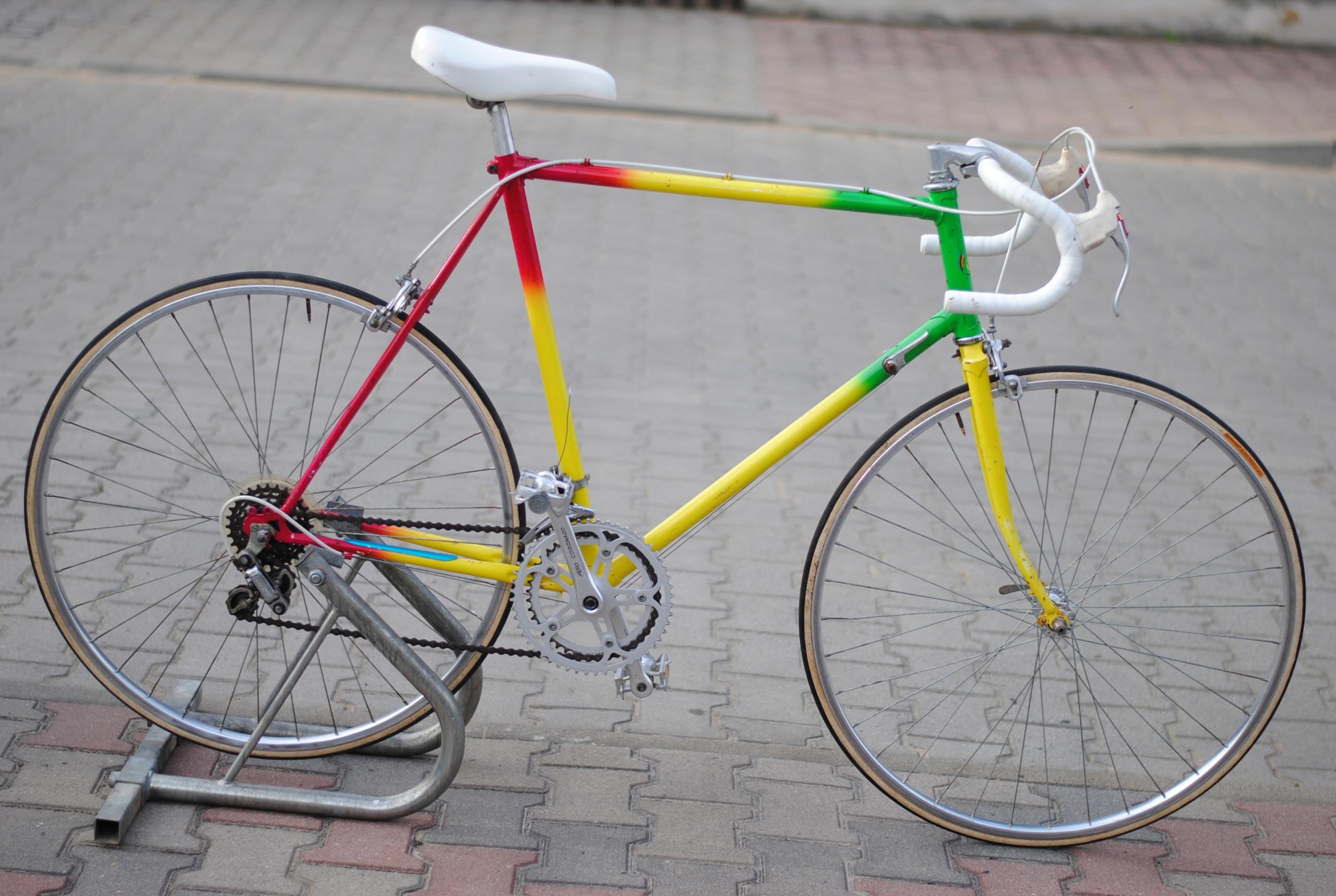 Szosa rower Szosowy Kolarzówka Koła 28'' RAMA 57