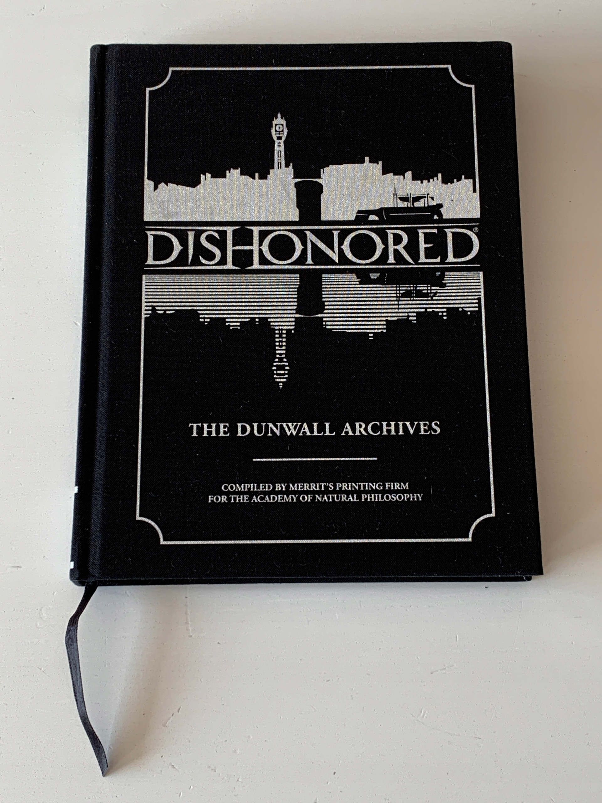 Dishonored The Dunwall Archives Limited Edition