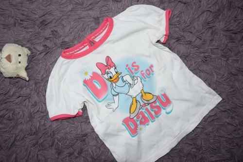 Rewelacyjna Bluzeczka Daisy Disney ! Rozm. 122
