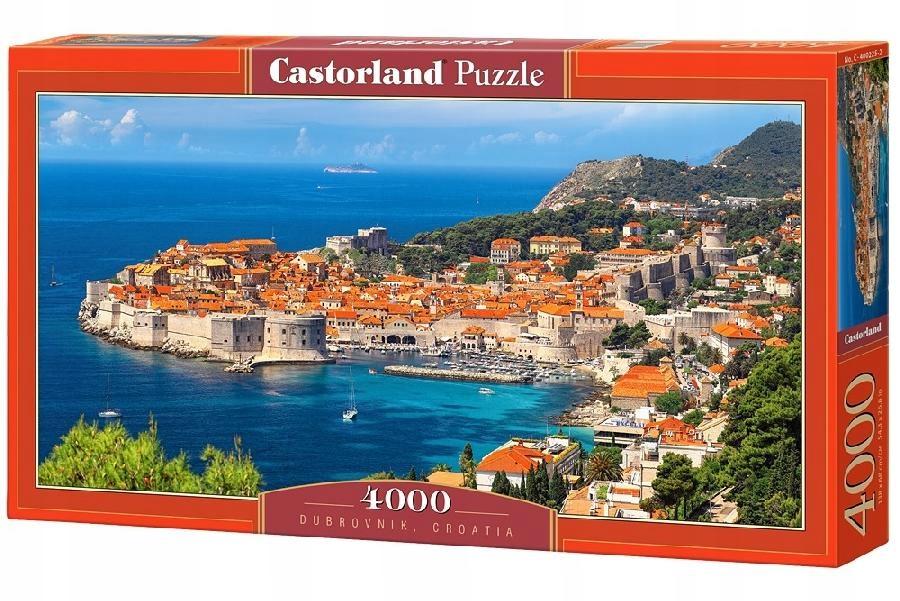 CASTOR 4000 elementów, Dubrownik, Chorwacja