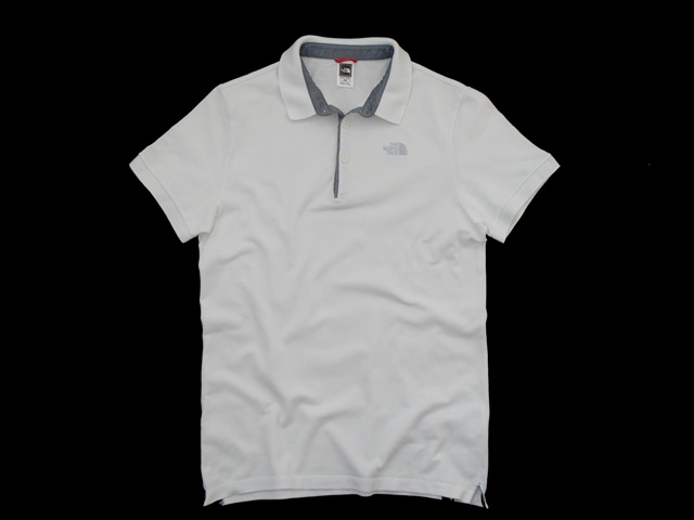 THE NORTH FACE ___ Oryginalne Białe Polo r. M