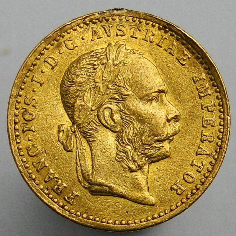 1911 Austria Franciszek Józef I - dukat
