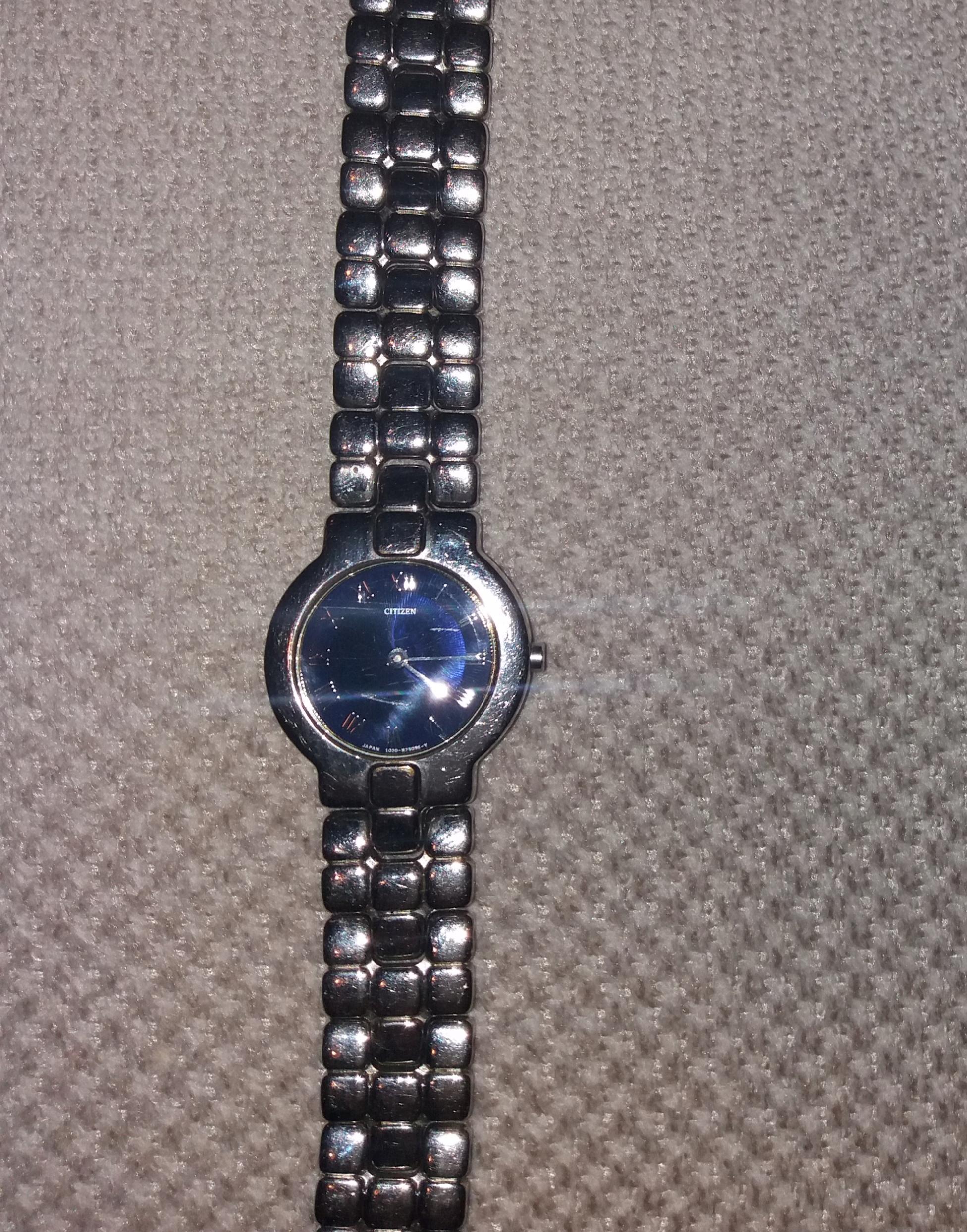 Zegarek damski Citizen japoński okazja