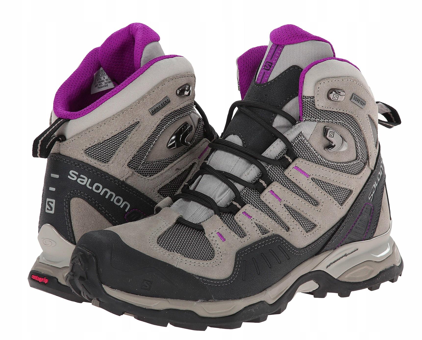 Salomon Conquest GTX buty trekking damskie 38 23