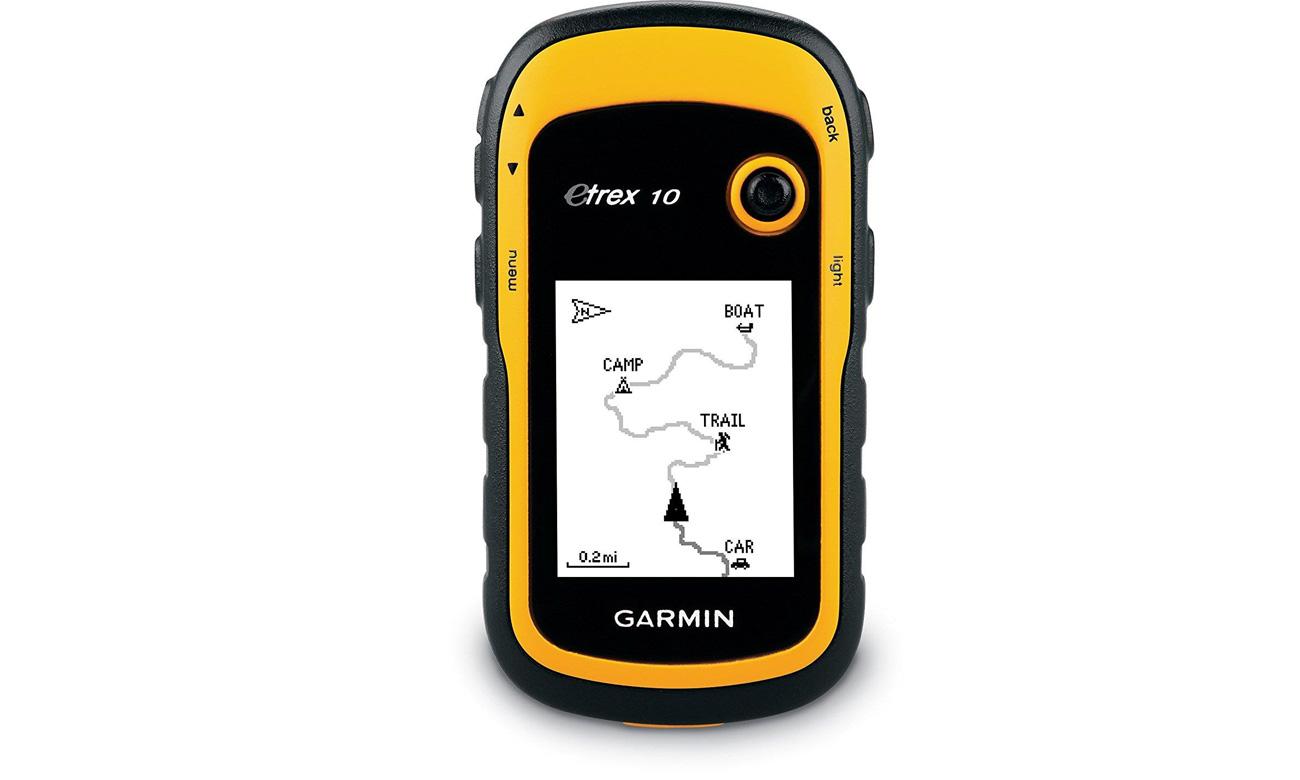 Nawigacja turystyczna GPS Garmin eTrex 10 2,2''