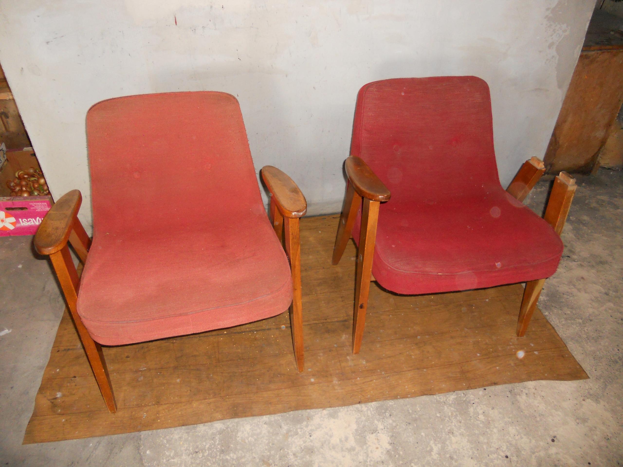 stare fotele