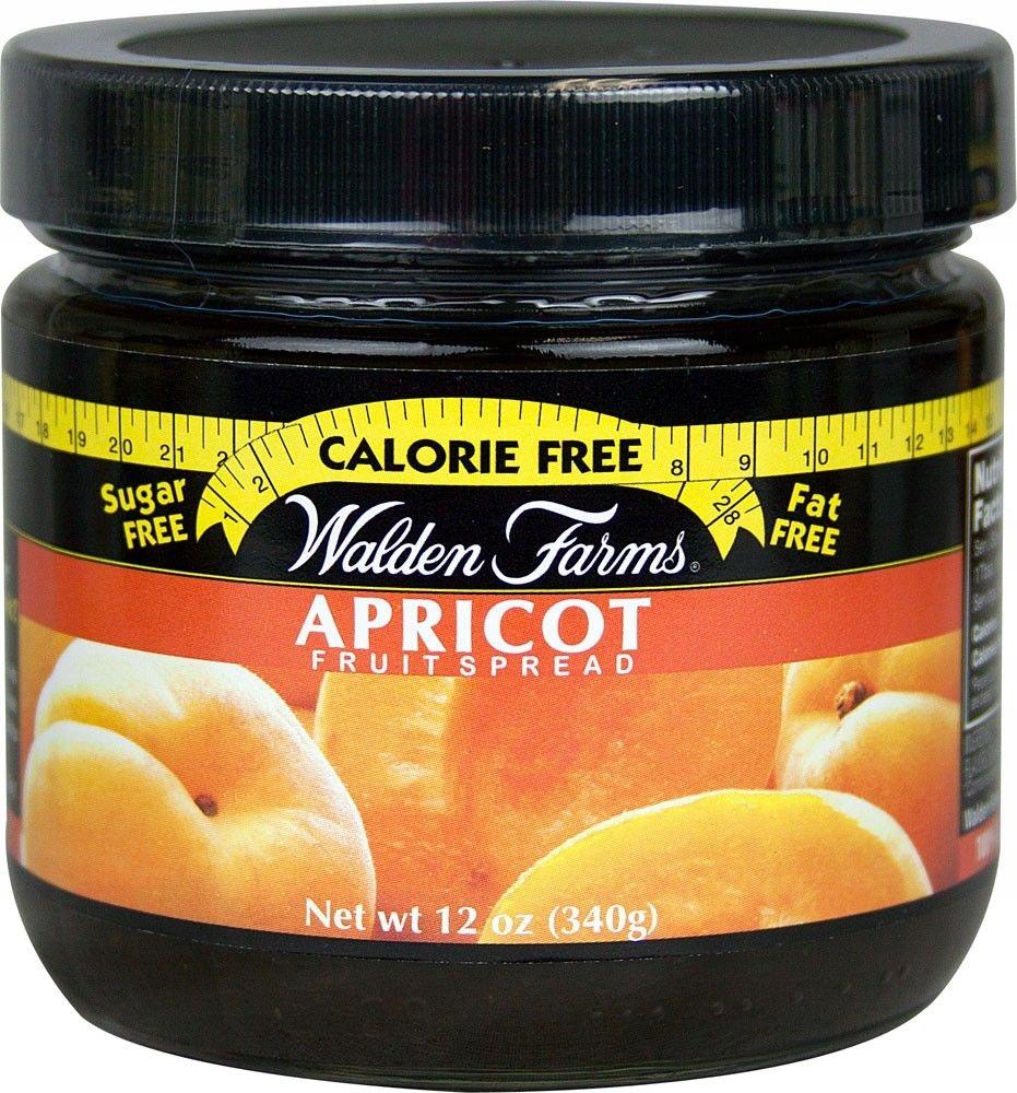 Walden Farms Fruit Spread 340g Apricot
