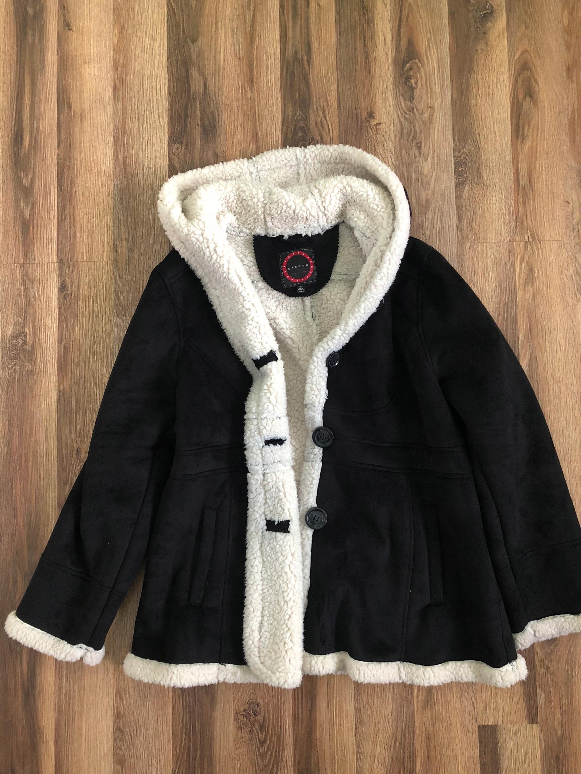 GIACCA Kożuszek kurtka XL