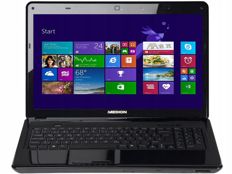 Laptop X6816 i7-2630QM 4GB 500GB 15,6'' Win10