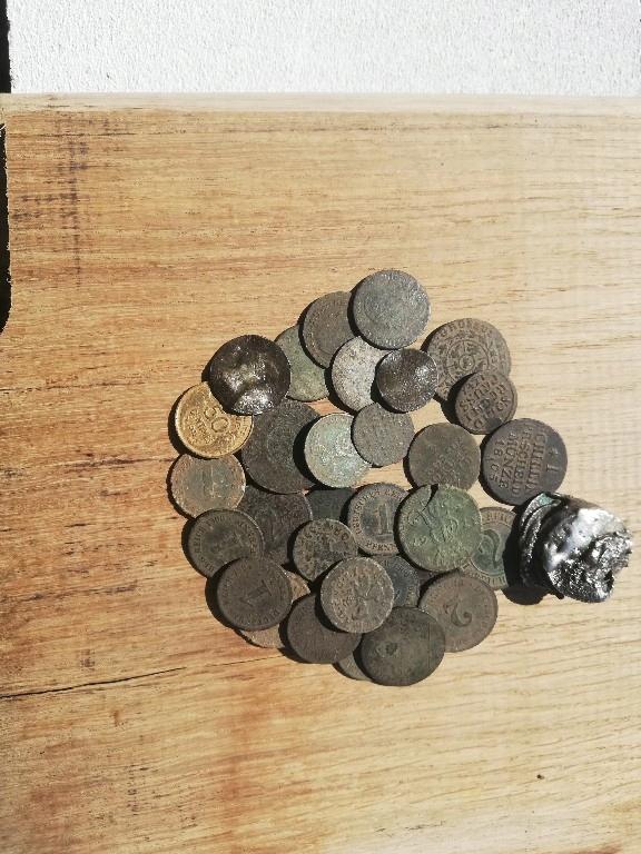 monety pruskie