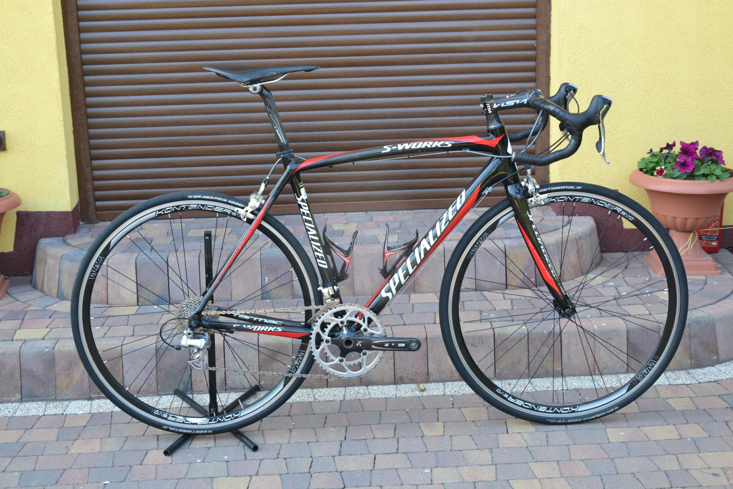 Specialized S-Works Tarmac DuraAce Miche 56CM