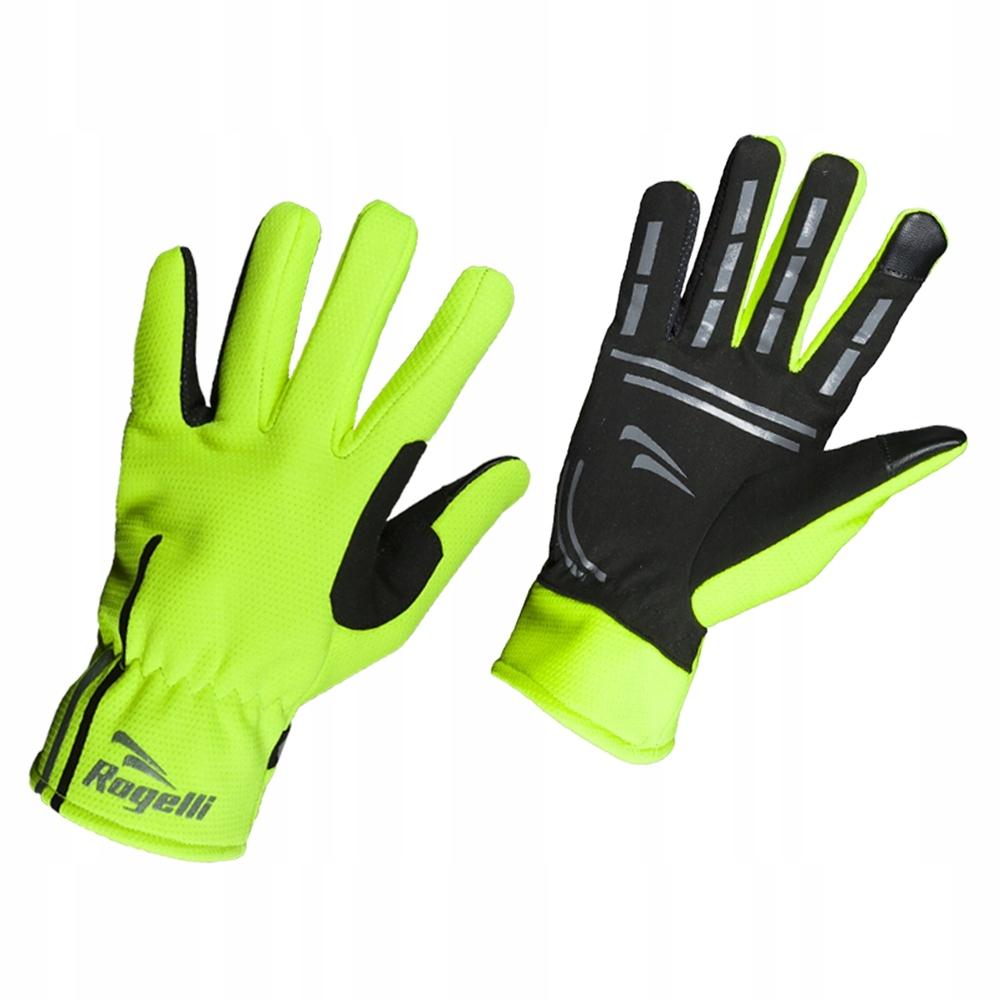 ROGELLI ANGOON zimowe rękawiczki XL