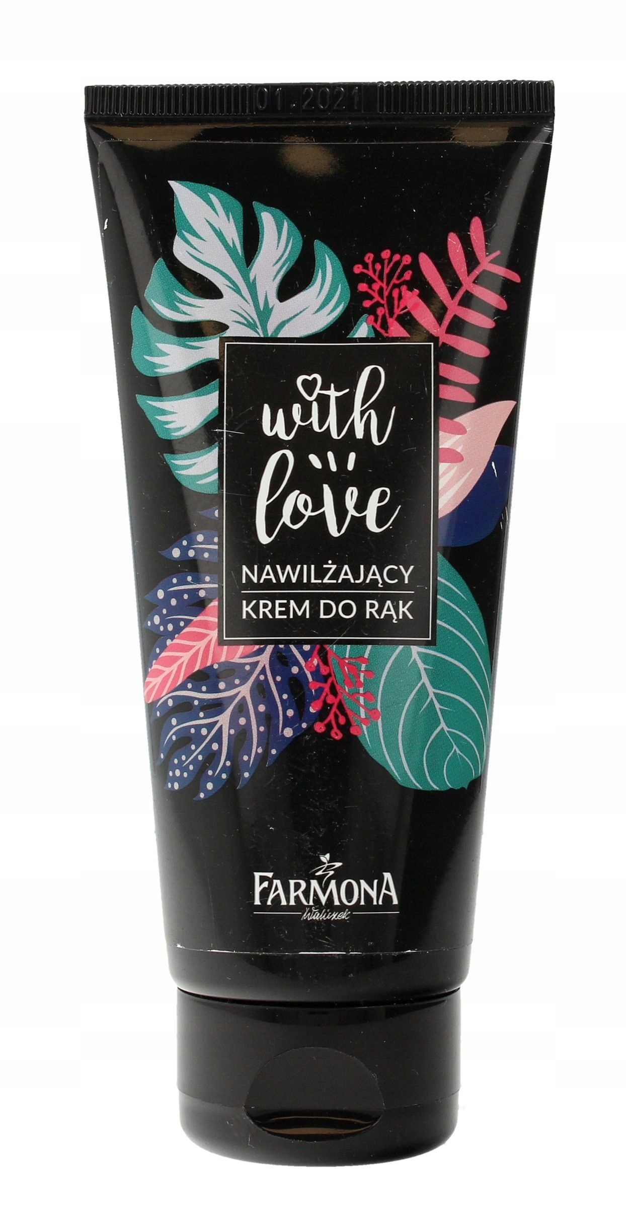 Farmona With Love Krem do rąk nawilżająco-regeneru