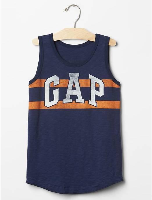 GAP nowa bluzeczka top na lato napis GAP 12l