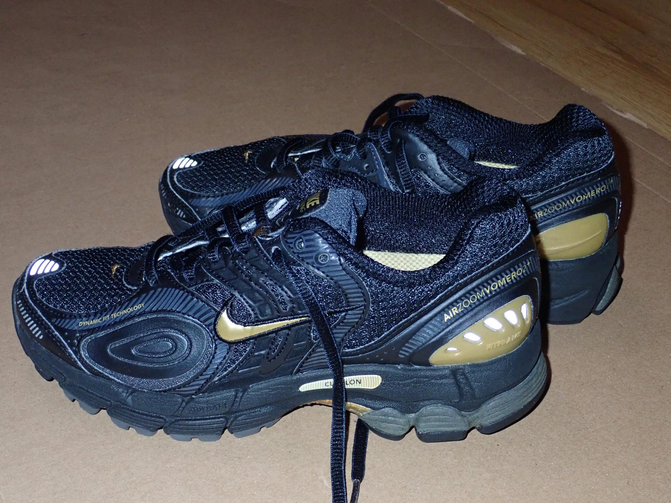 NIKE AIR ZOOM VOMERO 2+ buty dziecięce 35,5