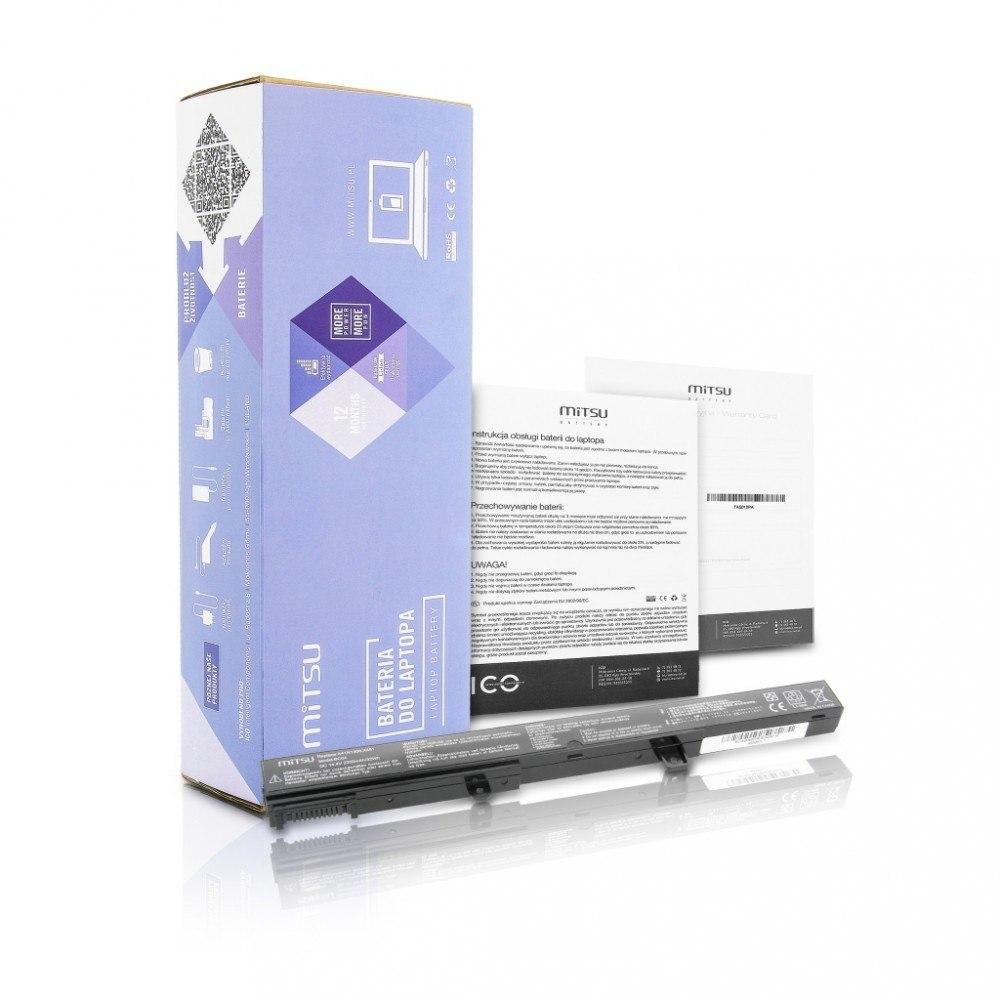 Bateria do Asus X451, X551 2200 mAh (32 Wh) 14.4 -