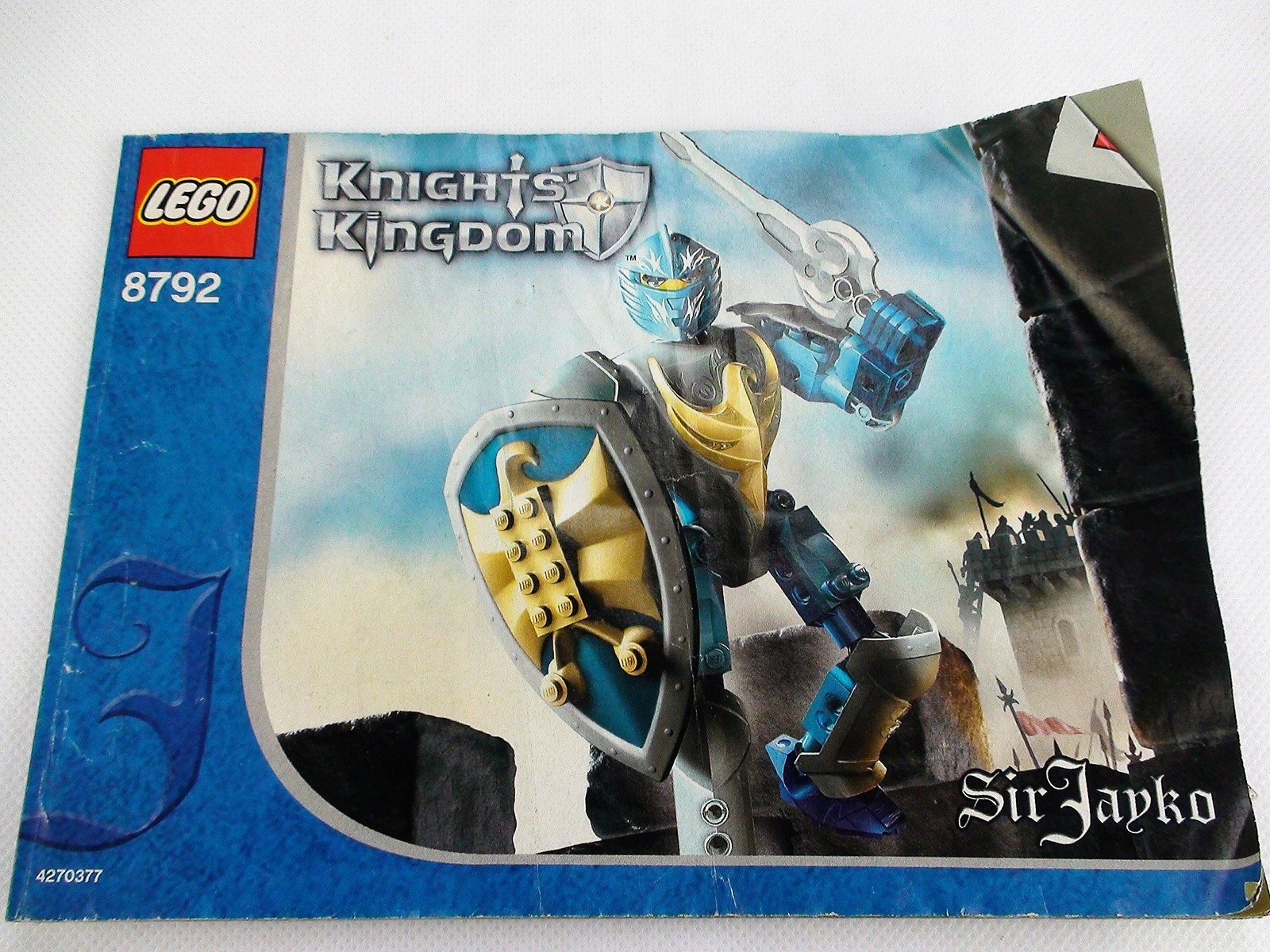 Lego Knight's Kingdom 8792
