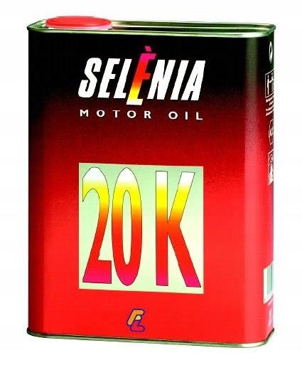 Petronas Selenia 20K 10W-40 2L + GRATIS
