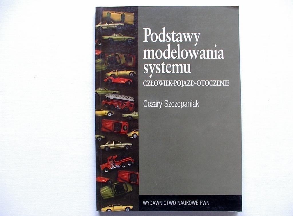 PODSTAWY MODELOWANIA SYSTEMU - Szczepaniak [7172]