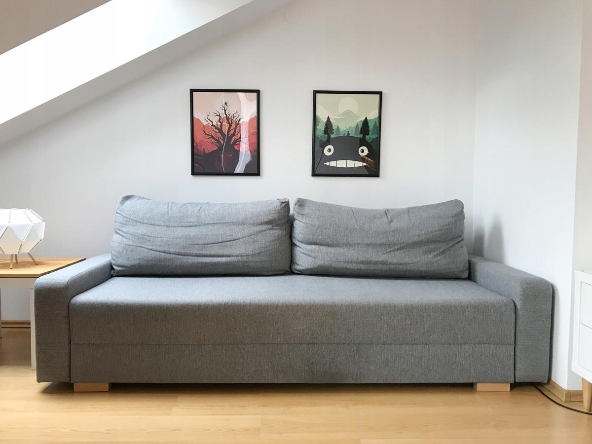 lampy ikea sofa gralviken
