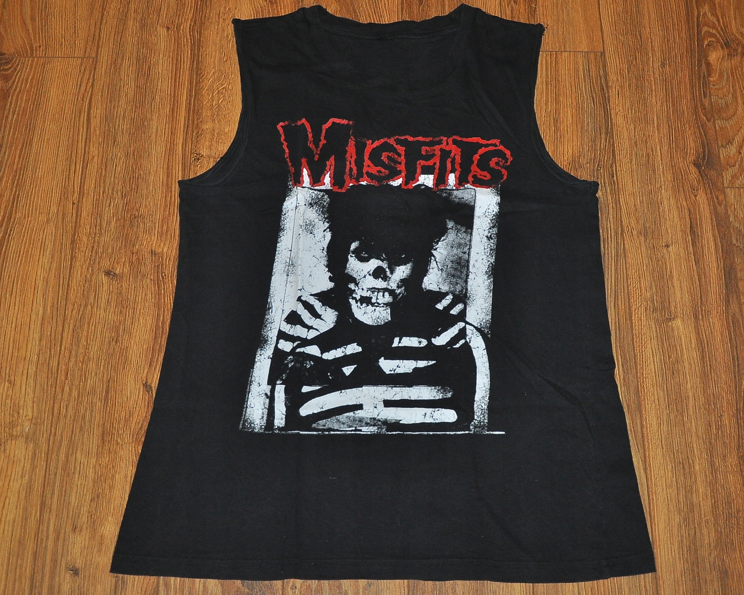 MISFITS - Bezrękawnik - SIZE M Glen Danzig